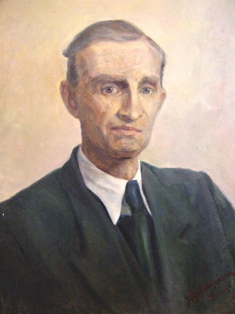 Józef Jodkowski. 1947 r.