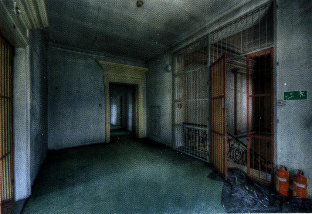 2 этаж, холл