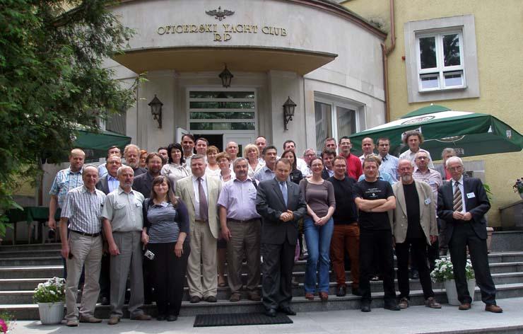 Общее фото участников конференции