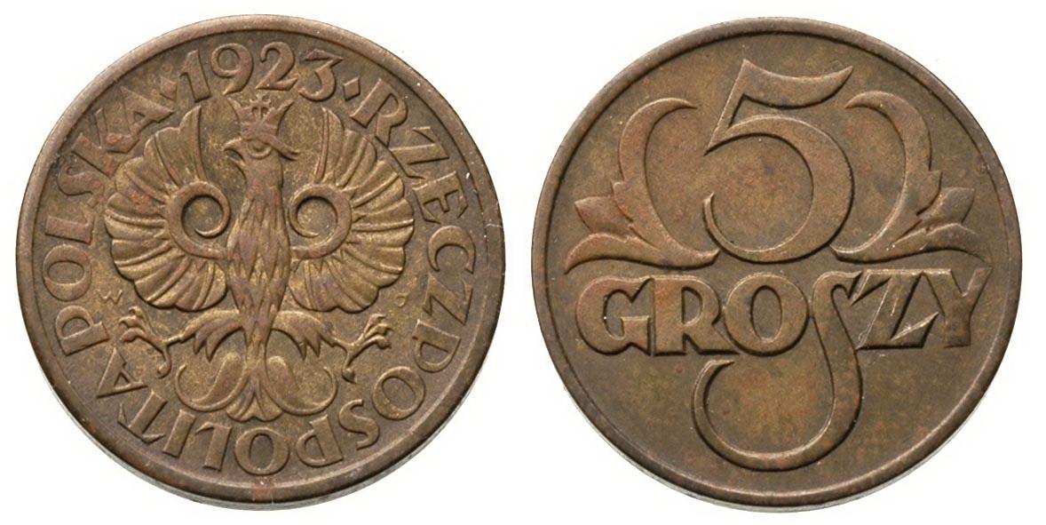 Монеты польши с 1923 журнал монеты банкноты мира